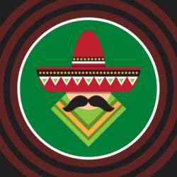 Rojo Círculo Disco Vinilo Canción Discografía Redes Sociales Gráfico Instagram Publicación (1)